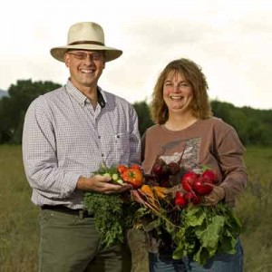 Stephen & Cindy of Terroir Seeds