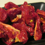 Herbed Dried Tomatoes