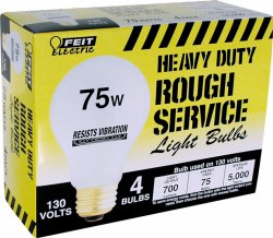 Rough Service Light Bulb