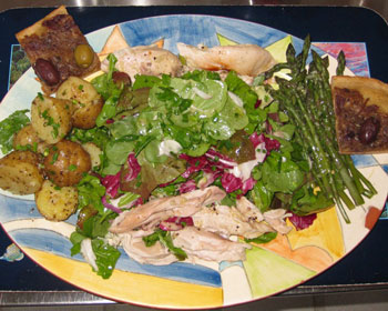 Radicchio di Trevisio Salad
