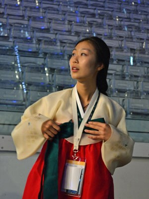 Korean Delegate Slow Food Terra Madre