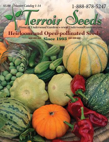 2014 Heirloom Seeds Catalog