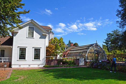 Luther Burbank's Home & Greenhouse