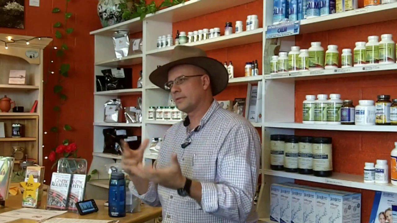 GMO and Glyphosate Presentation