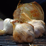 Roasted Garlic and Onion for Antipasto