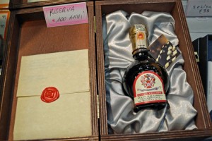 100 Year Aged Balsamic Vinegar Presentation Box