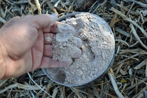 Azomite or Elemite Trace Minerals