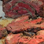 Smoked Yogurt Marinated Beef Roast