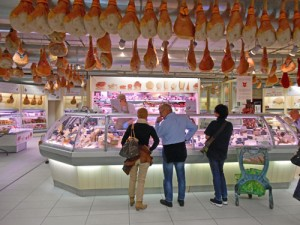 Meat Counter at Eataly