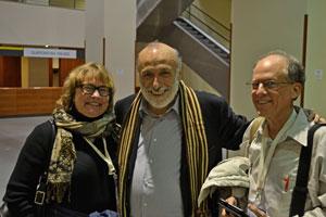 Diane Campion, Carlo Petrini & Scott Lewis