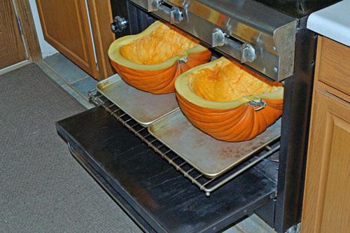 'roasting the Pumpkins