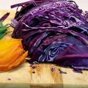 Chipotle-Cillantro Coleslaw Ingredients
