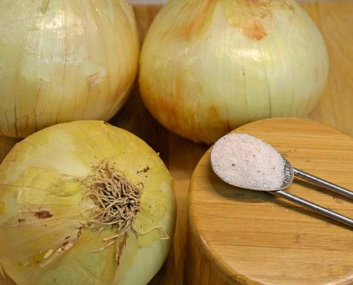Six Hour Onion Ingredients