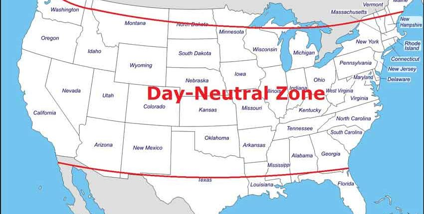 Day Neutral Zone Map