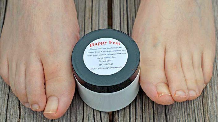 Happy Feet Shea Butter
