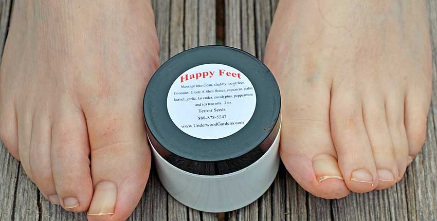 Happy Feet Shea Butter