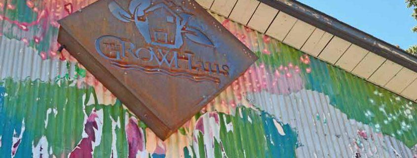 Growhaus Sign