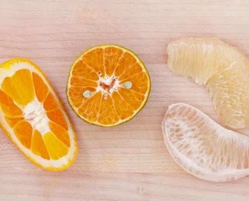 Citrus Herbs for Your Garden