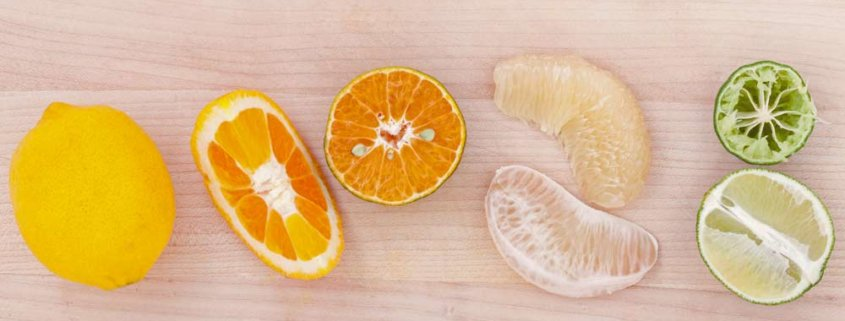 Citrus Herbs for Your Garden